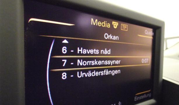 Vintersorg im Audi A1