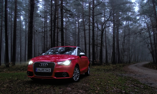2013 Audi A1 8X 1.4 TFSI S tronic Misanorot