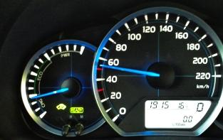 Toyota Yaris XP13 Hybrid EV-Modus