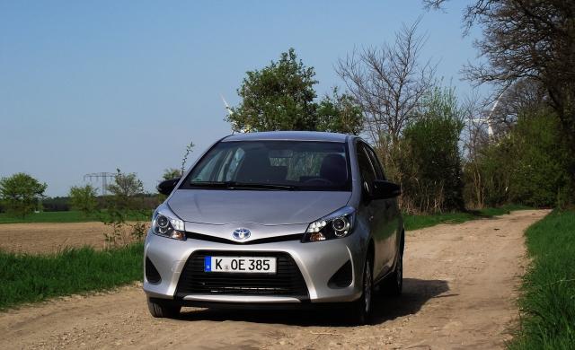 Toyota Yaris XP13 1.5 VVT-i Hybrid