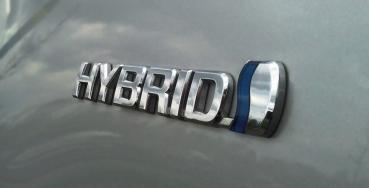 Toyota Yaris Hybridlogo