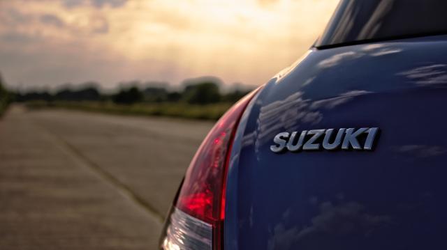 2015 Suzuki Swift Sport ZC32S