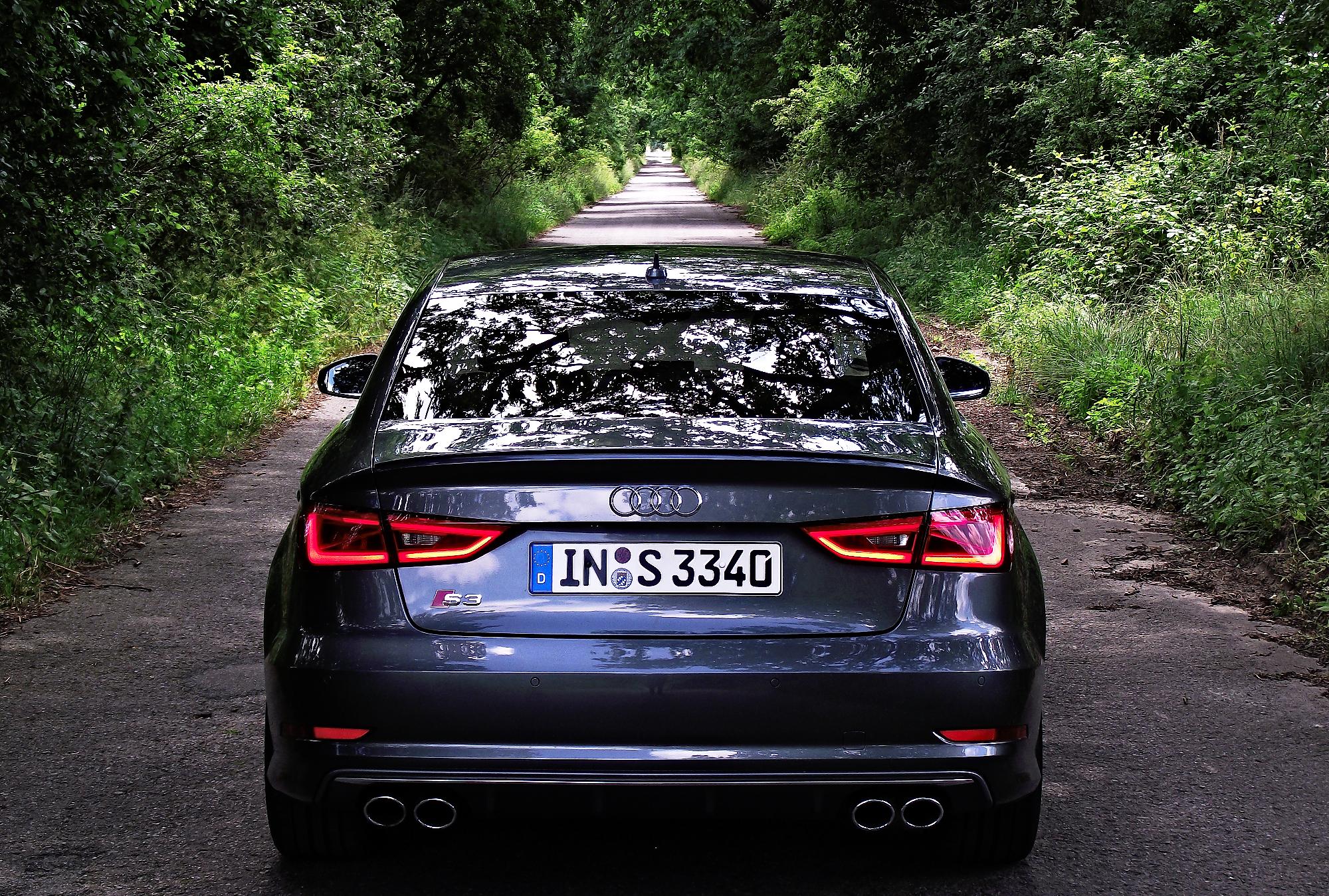 Fahrbericht Audi S3 Limousine Kickaffe Nachtigall